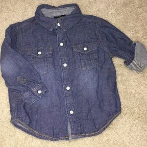 Genuine Kids boys denim shirt 2t